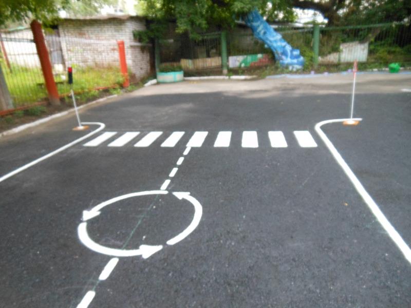 Для изучения и соблюдения правил дорожного движения