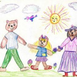 Три медведя Шкляр Алиса.